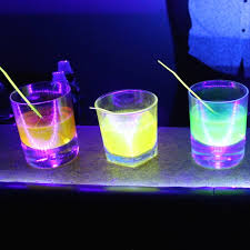 Glow In The Dark Lights Black Light Led Glow Party Kits Uv Ultra Violet Lights Neon Party