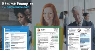 Resume Website Examples by 2017 Professional Résumé Templates For Your Dream Job