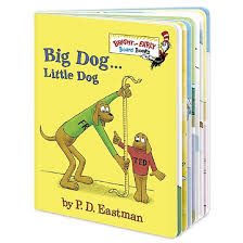 by p d big dog dog by p d eastman board book target