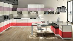 Red Gloss Kitchen Cabinets Kitchen Cabinets Color Combination Picturesque Design 23 Color