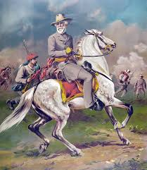 usa painting general robert e lee by american school