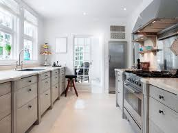 special considerations for the galley kitchenselect kitchen and bath