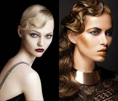 1920 u0027s inspired retro hairstyles look delicate today