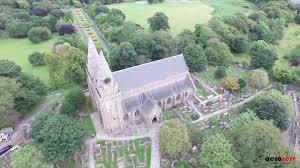seaton park u0026 brig o balgownie aberdeen drone footage