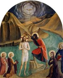 baptism of the lord communio