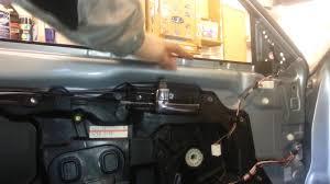 How To Replace Exterior Door by How To Change Replace Front Door Lock Mechanism Mazda 6 Youtube