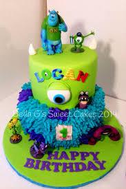monsters inc birthday cake monsters inc birthday cake 8 cake birthday