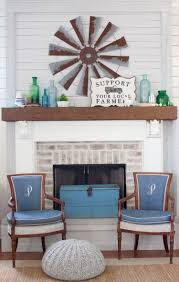 spring home tour the lettered cottage