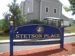 Danbury Ct Zip Codes Map by Stetson Place Luxury Townhomes In The Pembroke Area In Danbury Ct