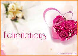 felicitations pour un mariage 4 félicitations pour mariage format lettre