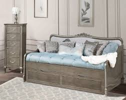 Daybed For Boys Pewter Eleanor Twin Daybed Rosenberryrooms Com
