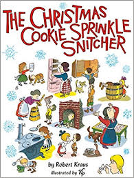 the christmas cookie sprinkle snitcher robert kraus vip virgil