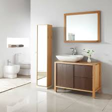 Wooden Bathroom Furniture Cabinets Wash Basins Table Top With Brown Wood Bathroom Vanity