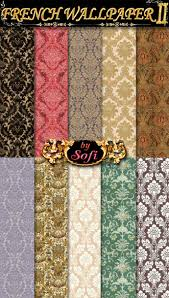 french wallpaper patterns 2 by sofi01 on deviantart