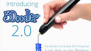 3doodler create 3d printing pen 3doodler 2 0 the world u0027s first 3d printing pen reinvented by
