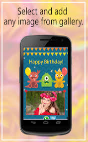 birthday greeting cards android apps on google play