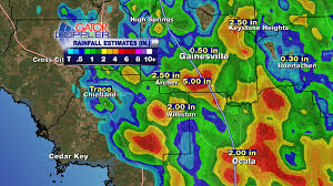Weather Florida Map by Storm Kills One In Ocala Monday Afternoon Wruf Weather