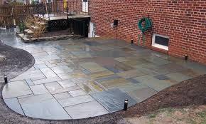 Backyard Patio Ideas Stone Elegant Stone Decks And Patios Designs Stone Decks And Patios