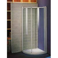 cesana circle curved shower enclosure 726 from milusa incorporated
