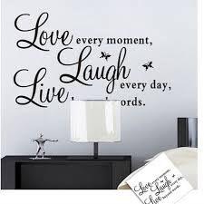 love live laugh wall decor good words on walls decor love live laugh words
