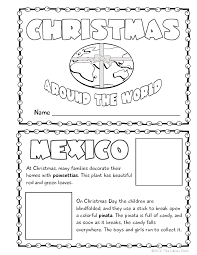 around the world mini book activity book projects