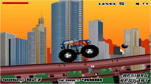 monster truck video game play cool math games for kids monster truck destroyer gameplay