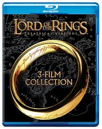 amazon black friday blu ray lightning deals lord of the rings theatrical trilogy blu ray slickdeals net