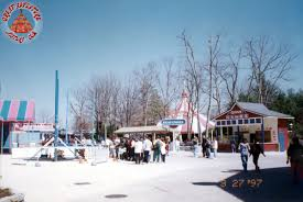 Six Flags In Winter Retro Trip Report At Six Flags Great Adventure