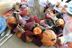 diy thanksgiving decorations for your table the country chic cottage