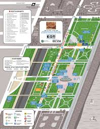 Art Institute Of Chicago Map by Taste Of Chicago 2017 Parking Millennium Garages Chicago Parking
