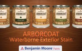 get a free sample of benjamin moore arborcoat stain on facebook
