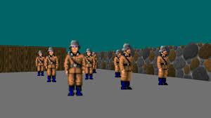 Wolfenstein 3d Maps Spear Of Destiny Floor 17 Wolfenstein Wiki Fandom Powered By Wikia