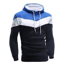 new men u0027s winter slim hoodie warm hooded sweatshirt coat jacket