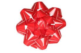 large gift bow large gift bow shiny isolated on white stock image image