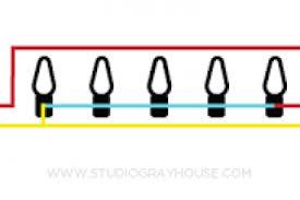 christmas light string wiring diagram wiring diagram