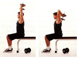 Bench Press For Biceps - the best dumbbell workouts arms and upper body men u0027s health