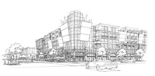 apartment retail concept illustrations pinterest retail