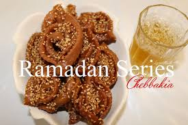 cuisine arabe 4 les recettes de h l recette marocaine chebbakia gâteau marocain