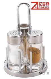Toothpick Holders Salt Pepper Toothpick Set With Napkin Holder Salt Pepper