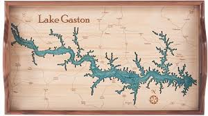 outdoor world lake gaston map lake gaston nautical collections gaston