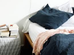 linge lit lin linge de lit en lin lavé fabriqué en france lab