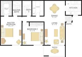 Park West Apartments In Irvine Ca Irvine Company Special Floor Plans