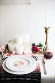 Valentine S Day Tablecloth by A Bohemian Tablescape For Valentine U0027s Day Advice From A Twenty
