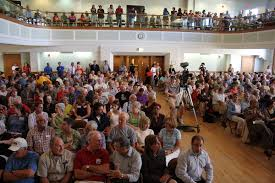town hall meeting wikipedia