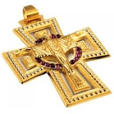 pectoral crosses the king pectoral cross sterling silver 3 1 8 inches