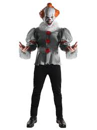 wholesale halloween com it costume deluxe for men wholesale halloween costumes