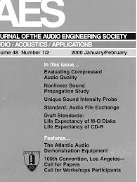 bureau vall loud c aes e library complete journal volume 48 issue 1 2
