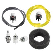 amazon com hipa 753 04233 fuel line kit 791 181801 primer bulb