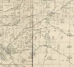 Pennsylvania Counties Map by Potter County Landowner Resources