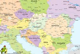 Europe Russia Map Map Of Easter Europe Thefreebiedepot